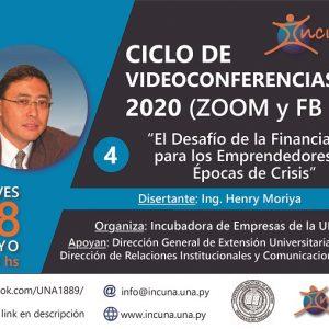 Ciclo de Video Conferencias 2020 – N° 4
