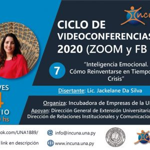 Ciclo de Video Conferencias 2020 – N° 7