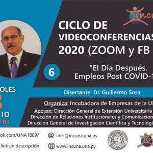 Ciclo de Video Conferencias 2020 – N° 6