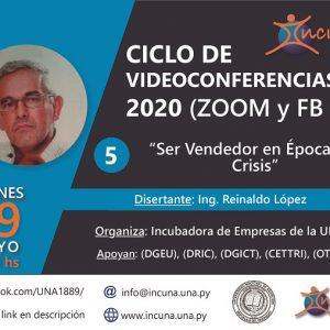 Ciclo de Video Conferencias 2020 – N° 5