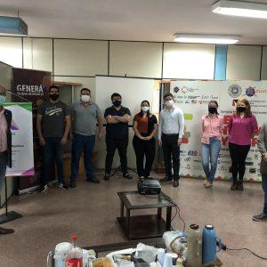 Presentación de Emprendedores INCUNA